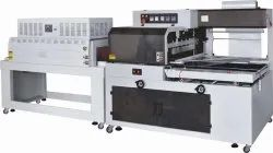 AUTOMATIC NOTEBOOK SHRINK PACKAGING MACHINE