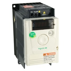 Single & Three Phase Schneider Variable Frequency Drives, 1 - 200 HP Motor Power