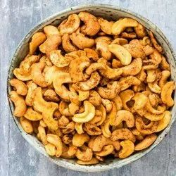 Packed Natural Wholes Roasted Cashew Nuts, Packaging Type: Vacuum Bag, Packaging Size: 10kg