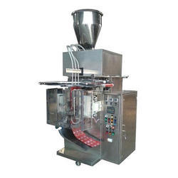 Ginger Paste Pouch Machine
