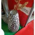 Multicolor Marble Pot, For Decoration