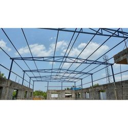 Warehouse Roofing Structure