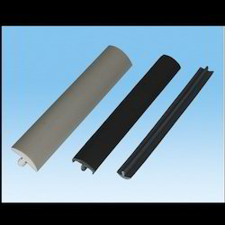 Solid 'T' Shape Rubber Profile