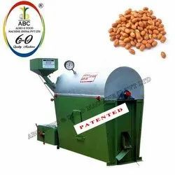 Salted Peanut Roaster Machine