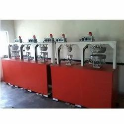 Disposable Pakku Mattai Plate Making Machine