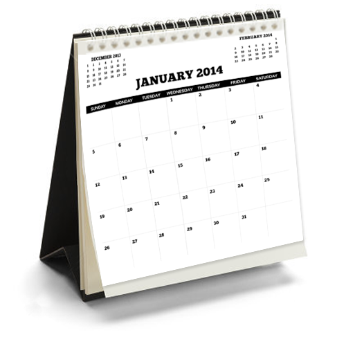 Desk Calendar डेस्क कैलेंडर Dazzling Art Indore Id