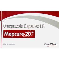Omeprazol 20 Mg Capsules, Prescription
