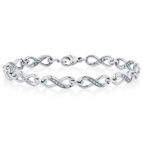 40f49c528762c1 HRB Exports Female Ladies Silver Bracelets, Size: 2 Mm To 16 Mm, Rs ...