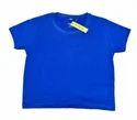 Namokool Women's Blue Crop Top