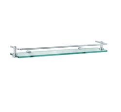 Transparent Glass Shelf