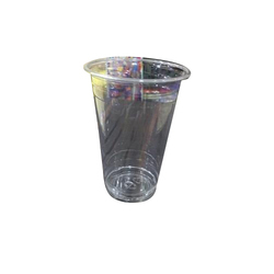 Plastic Plastic Disposable Glass