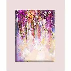 Rajo Cotton Canvas Canvas Wall Painting, Size: 48 (h) X 36 (l) Inch (framed), Packaging Type: Packet