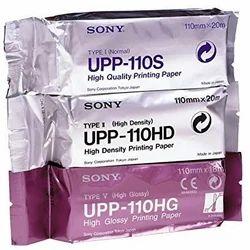 Sony Ultrasound Roll