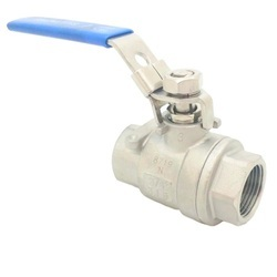 SS316 Ball Valve Screw End