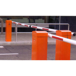 Steel Road Barrier