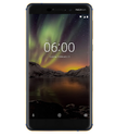 Nokia 6.1 (2018) (4GB   64GB, Blue-Gold) Mobile Phone