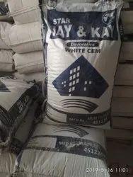 White Cement Lime Wash Jay & Kay White Snowcem Paint