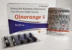 Ginseng With Multivitamin Capsule