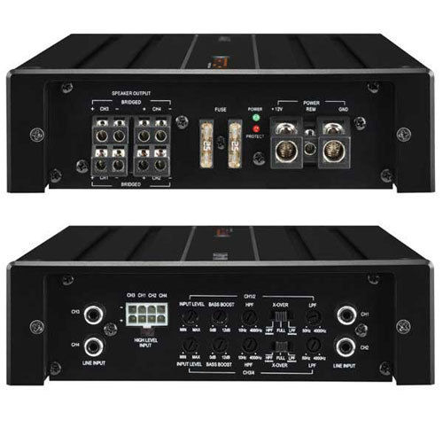 50watt 4 Channel Power Amplifier