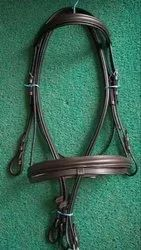 Padded Snaffle Horse Bridle