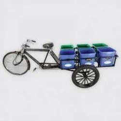Best Garbage Rickshaw