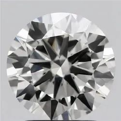 2.01ct Lab Grown Diamond CVD H VS2 Round Brilliant Cut IGI Certified Stone