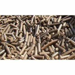 90 mm Biomass Briquettes