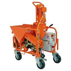 Wall Plastering Machines