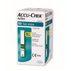 Accu Chek Test Strips