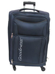 Goodness Bags - 24 Inches Polyester Travel Luggage Spinner Trolley Bag -Roam
