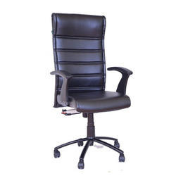 Scrolla High Back Chair