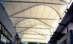 Tensile Membrane Structures for Roof Covers