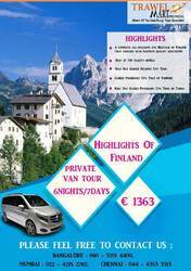 Exclusive Highlights Of Finland Private Van Tours