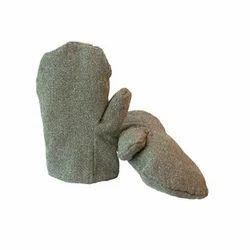 Aramid Fiber Male High Temperature Gloves