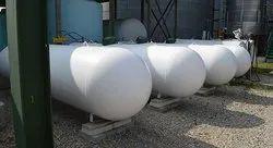 Gas Tank Insutallation