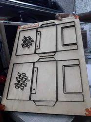 Shiva Envelop Folder Die, Packaging Type: Box