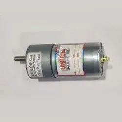 Dc Battery Unico Impulse 1000 RPM DC Gear Motor, Voltage: 12 V