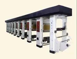 3 Drive High Speed Rotogravure Printing Machine