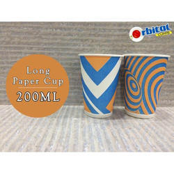 200 ml Long Paper Cup