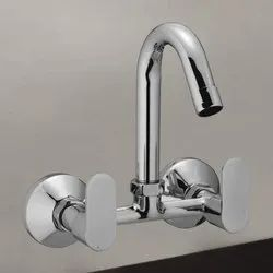 QBLU Brass Slim Sink Mixer, Model Name/Number: SLI-2127, Packaging Type: Box