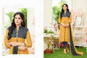 3/4 Sleeve Shaista Salwar Suit Fabric