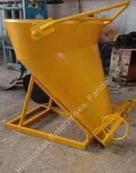 Hindustan Enterprises Banana Concrete Bucket 0.500 M3 to 6 M3