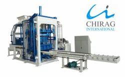 Semi-Automatic Hydraulic Paver Block Making Machine