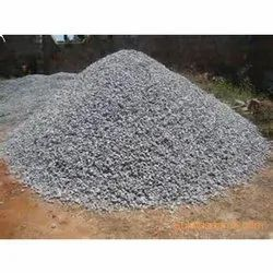 Grey Gravel Crushed Stone, Solid