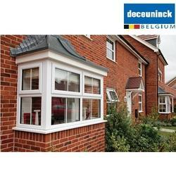 Deceuninck Bay / Bow Windows