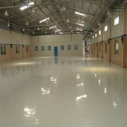 Commercial Floor Coating Service