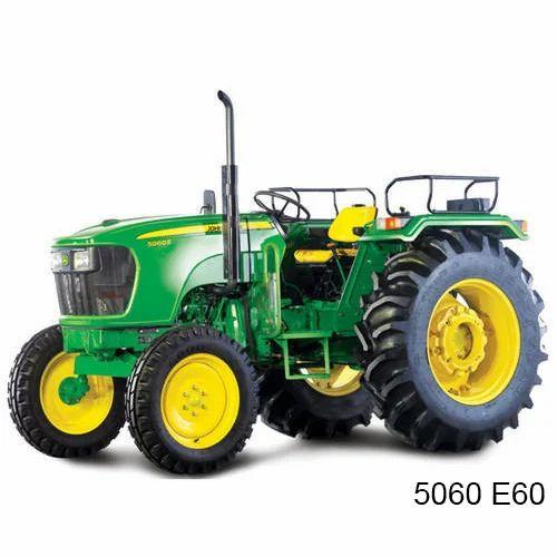 5060 E60 Hp John Deere Tractor Vaishnav Auto Sales Retailer In