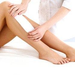 Half Legs Normal Waxing