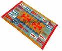Sge Cotton Flat Weave Rugs, Size: 60x110 Cm