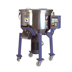 Laboratory Concrete Mixer Motorized